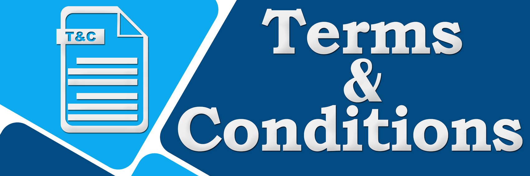 Terms and Conditions image